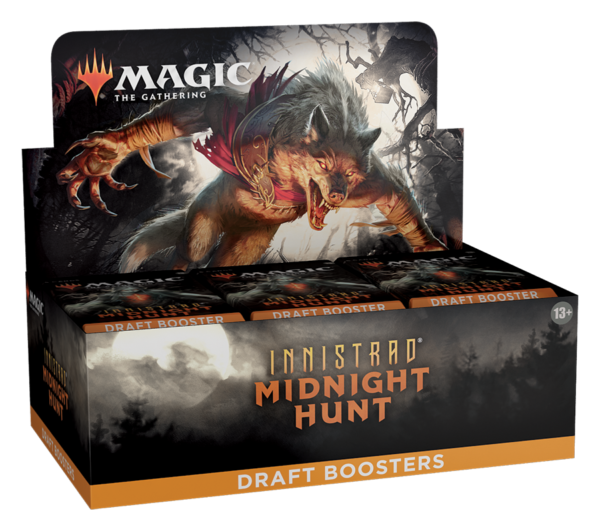 Innistrad Midnight Hunt Draft Display Image
